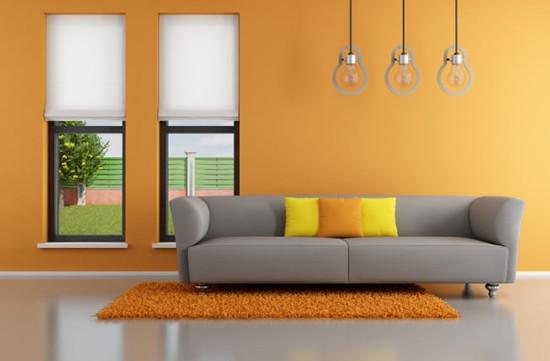 家装设计色彩陈设