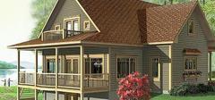 为什么木屋别墅能延年益寿?