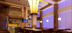中式快餐空间装饰需从哪几方面入手