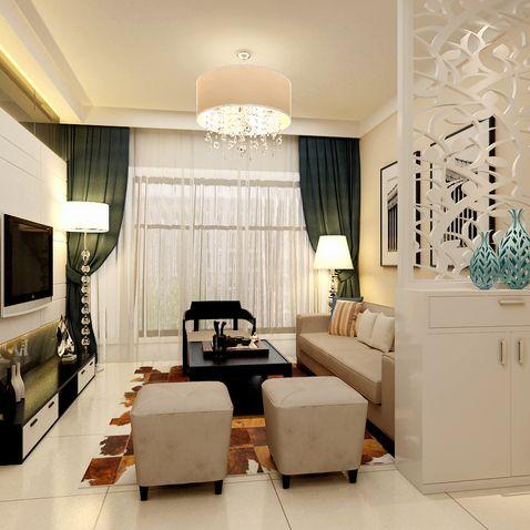 客厅隔断设计的样式