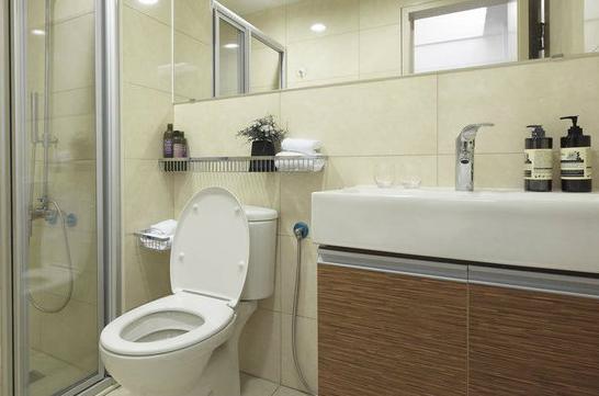 小户型卫生间设计