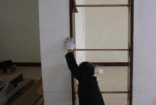 木门安装方法介绍