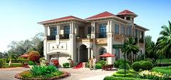农村二层小别墅设计,自己创造好生活!