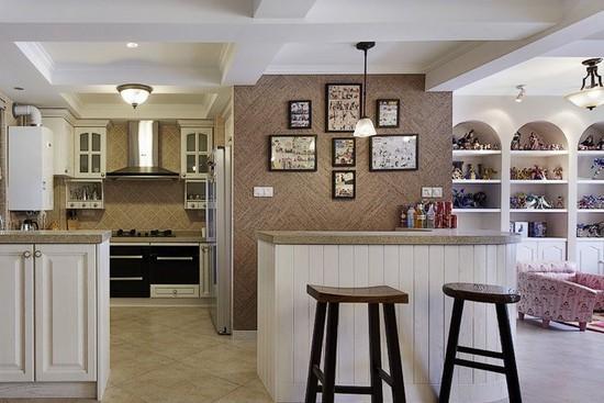 家居吧台设计要点