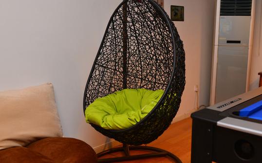 吊椅安装方法图解