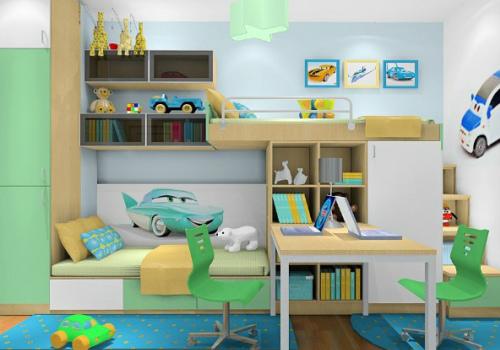 板式家具效果图