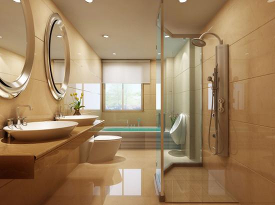 卫生间的风水禁忌之厕所风水忌在厨房
