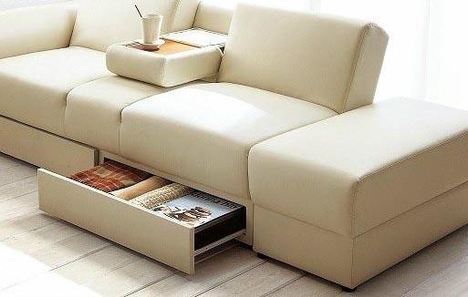 选择沙发材质