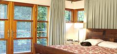 原木色家具,窗帘搭配要点必须收藏!