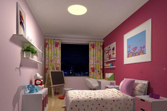 卧室灯具风水的注意事项