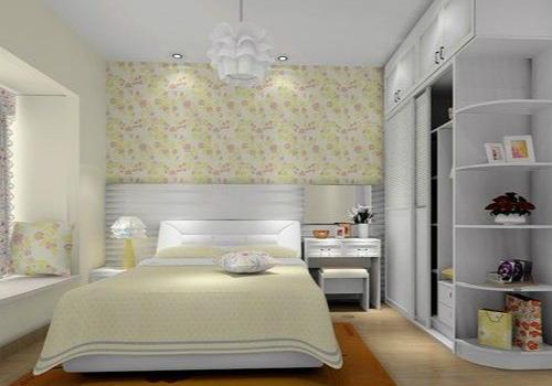 卧室设计效果图
