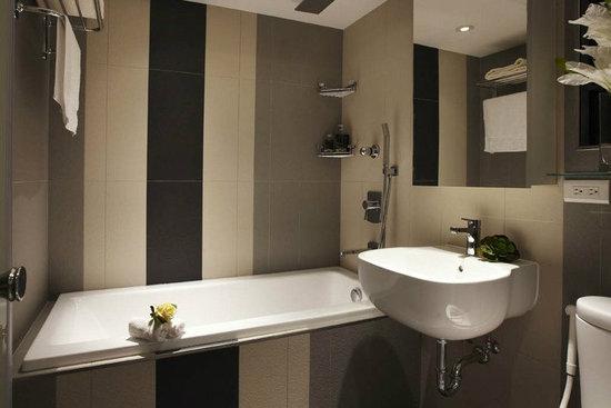 卫生间的风水禁忌之厕所忌在家中心