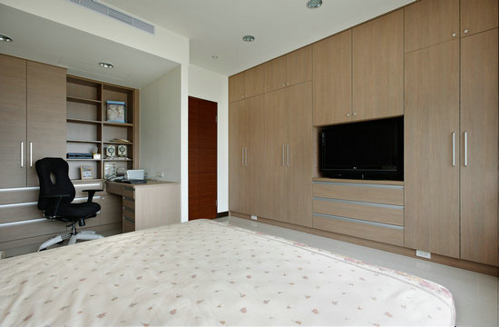 卧室风水设计