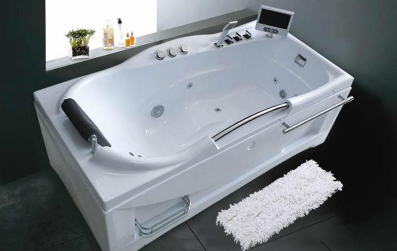 浴缸清洗方法