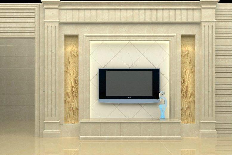 石材背景墙的安装方法