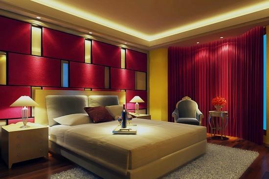 卧室灯具选择技巧