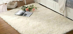 如何防止羊毛地毯掉毛?