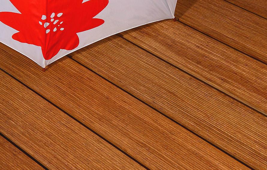 竹木地板的优点