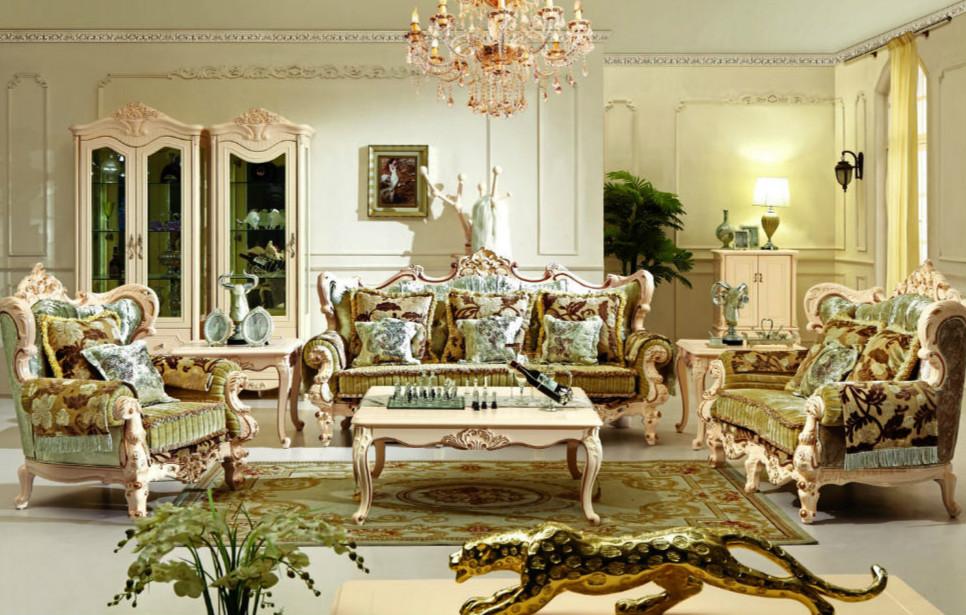 法式家具风格特点