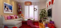 婚房客厅布置原则有哪些?