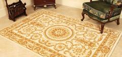 家用地毯的清洁方法与去污技巧
