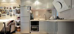 小户型厨房装修如何巧妙地节省空间?