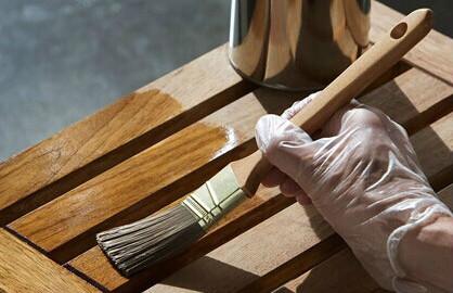 木器漆的涂刷方法