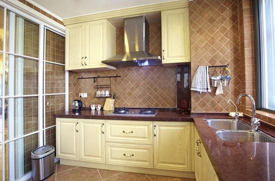 厨房的装修技巧