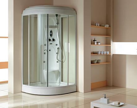 整体淋浴房的优点
