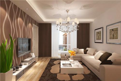 客厅沙发选择要与客厅的装修风格相搭配