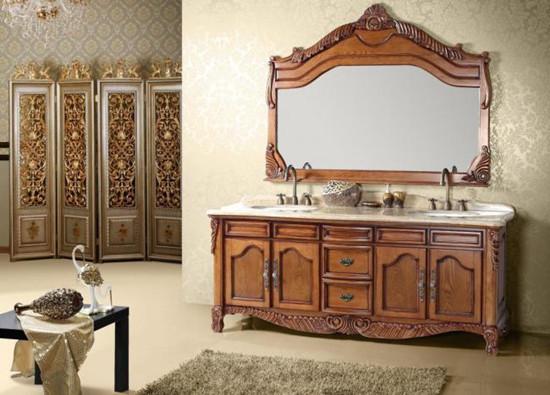 合适尺寸的浴室柜