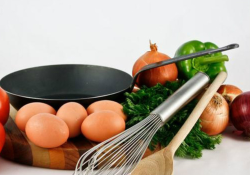 厨房用品效果图