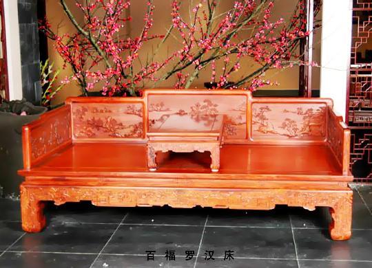 年年红红木家具怎么样