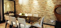 餐厅背景墙效果图,背景墙作用大解析!