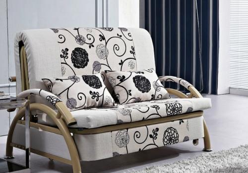 折叠沙发床效果图