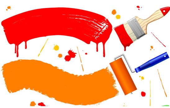 刷油漆要掌握的步骤