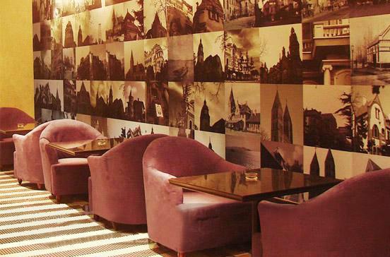 布艺咖啡厅沙发的清洁方法