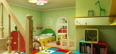 儿童房装修有哪些事项需要注意?