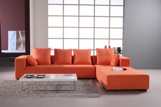 如何选购休闲布艺沙发