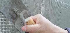 聚合物砂浆是如何施工的?