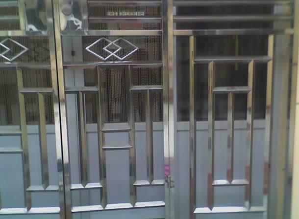 不锈钢门窗的保养方法