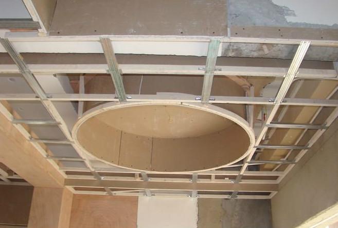 木龙骨是常见的吊顶龙骨材质