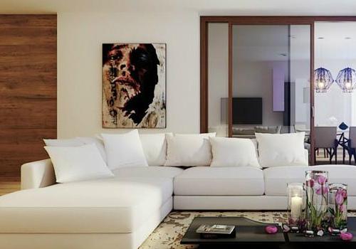 后现代家具效果图