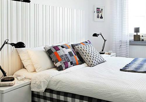 床装饰效果图