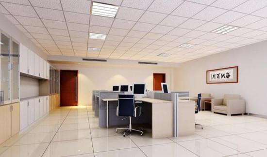 办公室空间设计的简介