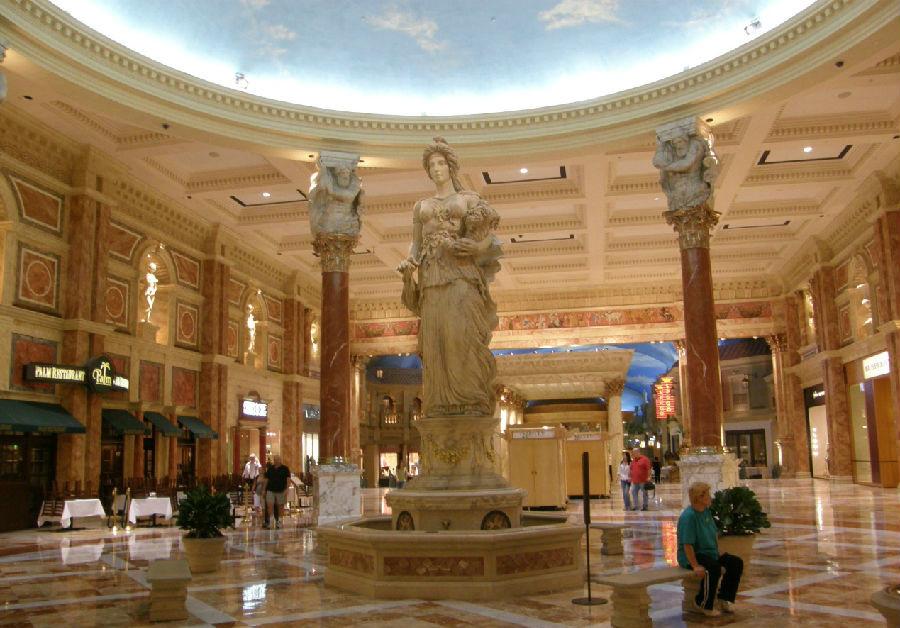 古罗马建筑风格