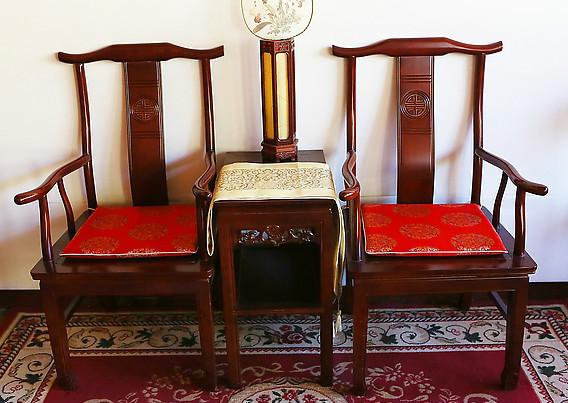 太师椅选购技巧