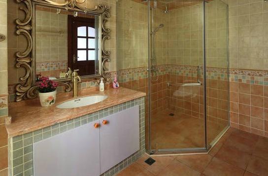 欧式浴室柜介绍