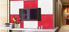 电视背景墙的装修材料有哪些,花费高吗?