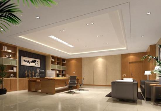 办公室空间设计的要点